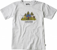 Футболка Kids Camping Foxes T-Shirt
